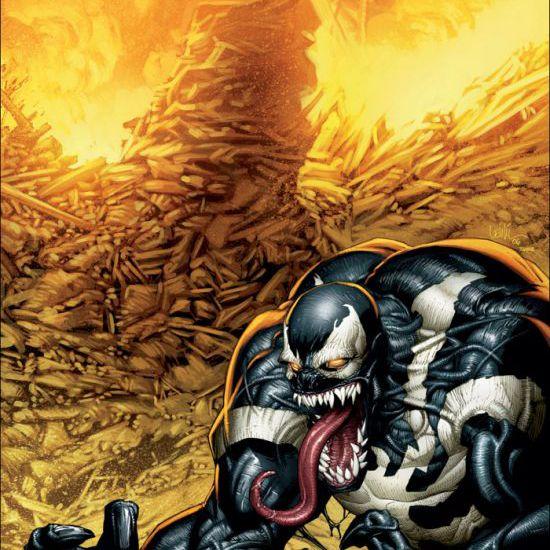 Thunderbolts #110 - Leinil Yu Venom