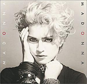 Madonna album cover art