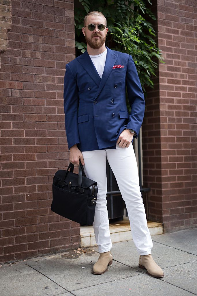 1b652468e76 Men s Fashion Trend - How to Wear White Jeans for Men