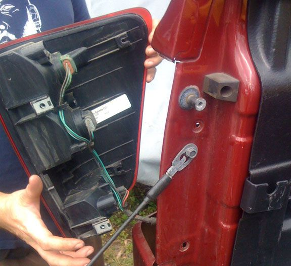 Wiring Repair or Installation for Trailer Hitch Lights