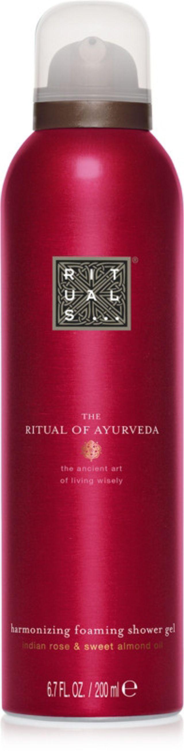 Rituals The Ritual of Ayurveda Foaming Shower Gel