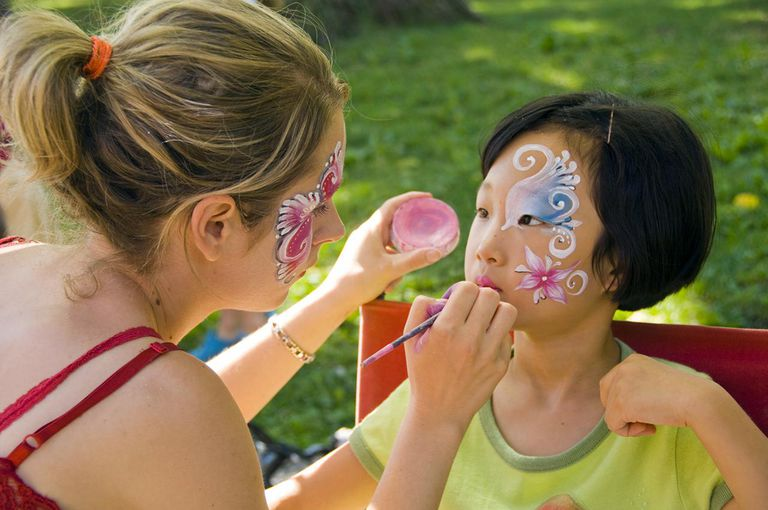 Best Tips For Face Painting