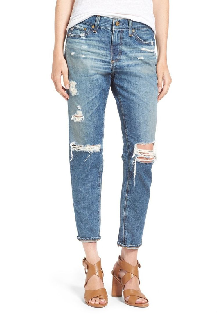 The Best Boyfriend Jeans For Your Body Type
