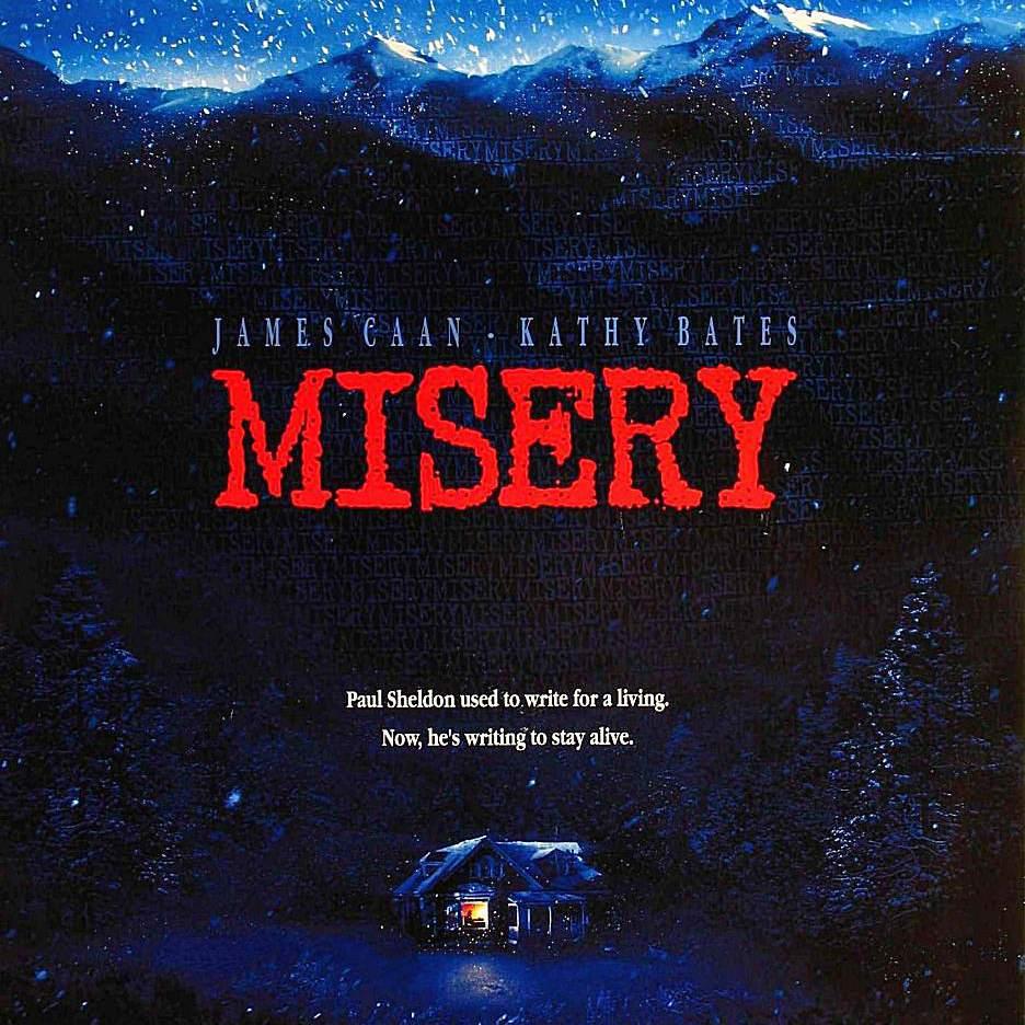 Misery - Stephen King movie