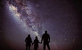 Family Stargazing