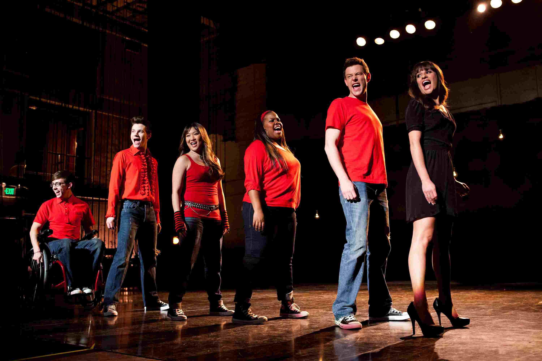 Glee Don't Stop Believin'