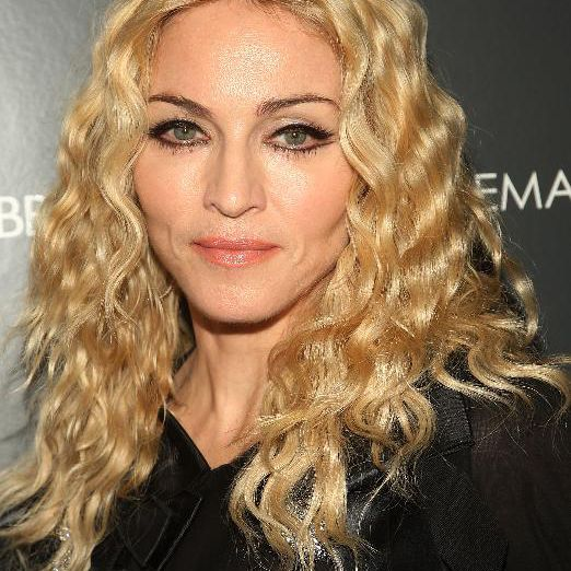 Director Madonna on October 13, 2008 in New York City