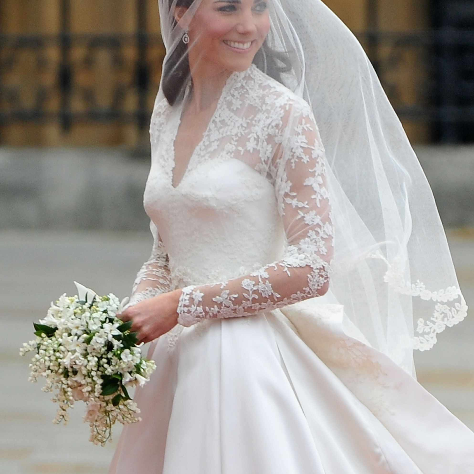 10 Iconic Celebrity Wedding Dresses