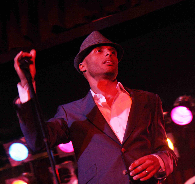Kenny Lattimore in Concert at B.B. King's - November 18, 2008