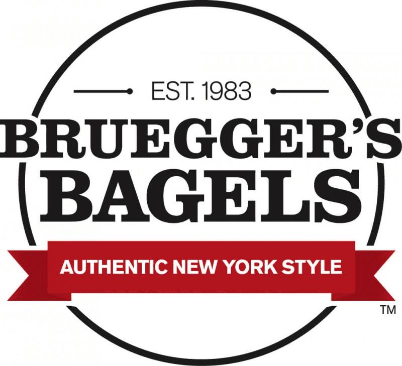 Screenshot of the Bruegger's Bagels logo