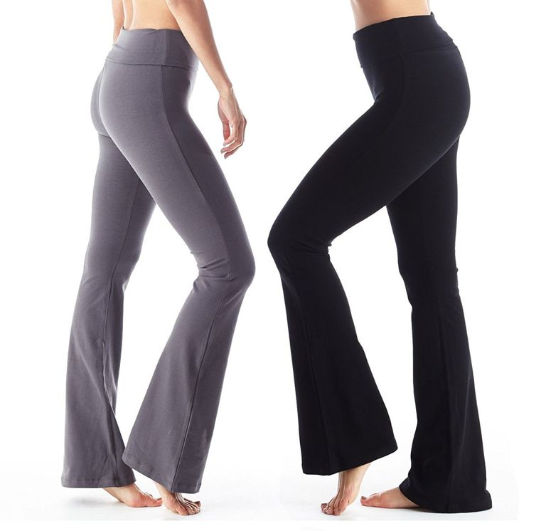 24cae5ba2524 What to Wear With Different Styles of Yoga Pants