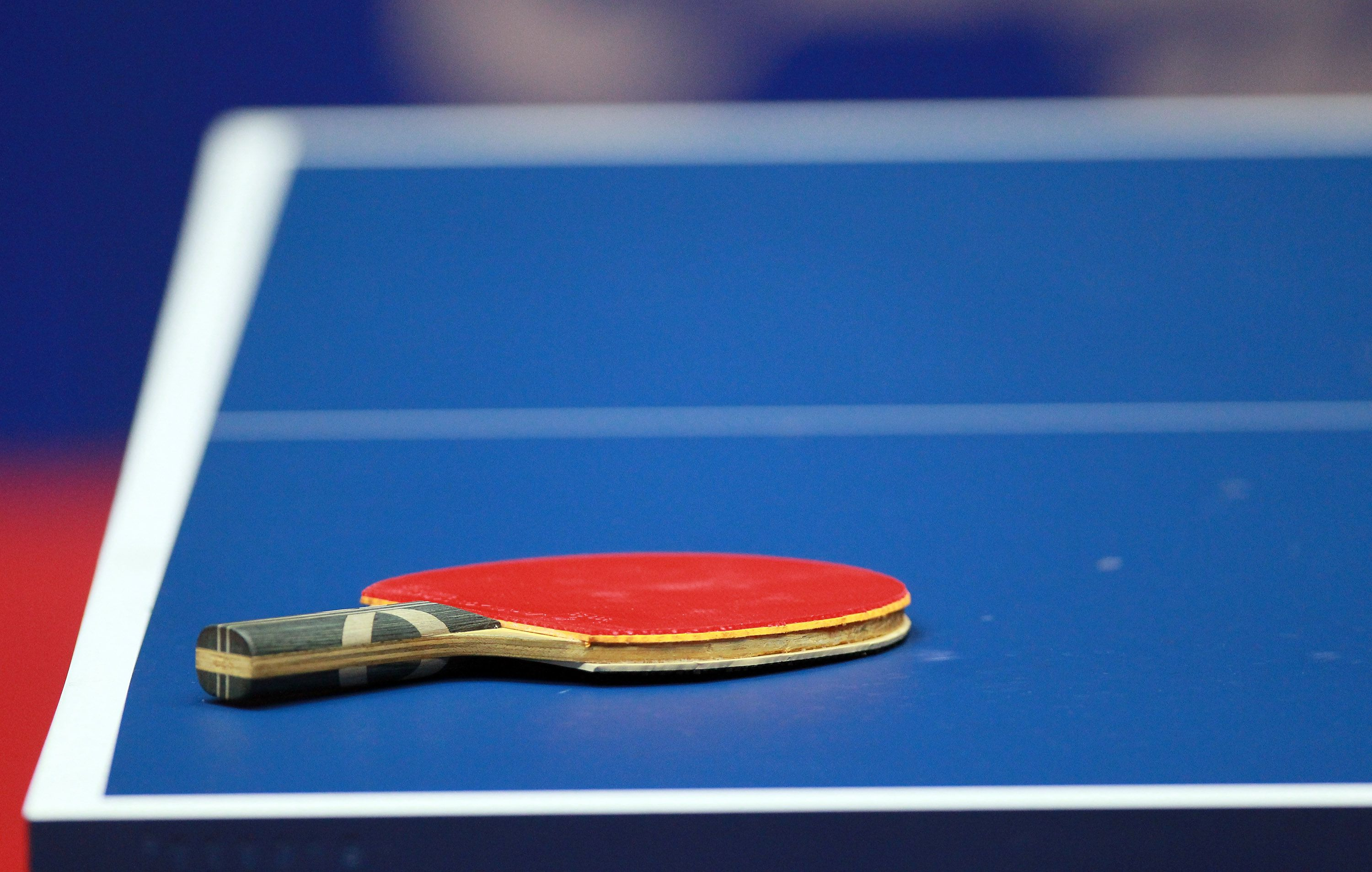 Differences Between Red and Black Table Tennis Rubbers