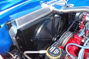 Electric Cooling Fan for Classic Cars