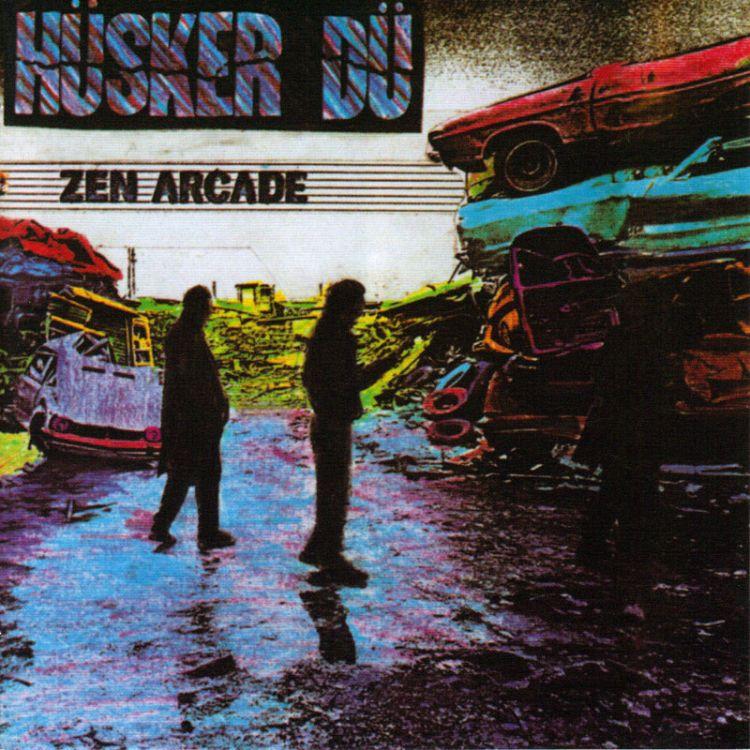 Album art for Husker Du -