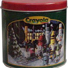 Crayola Tips Tin 1999