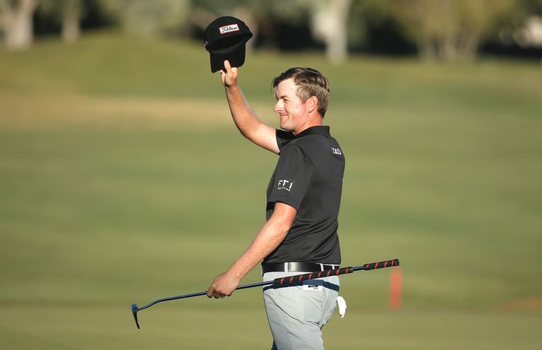 Webb Simpson won the 2013 Shriners Hospitals for Children Open