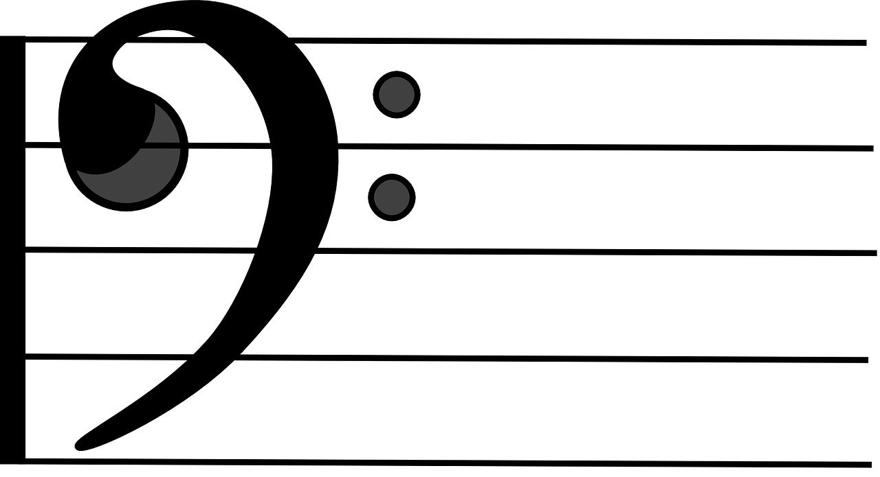 4 Common Clefs Often Used in Music