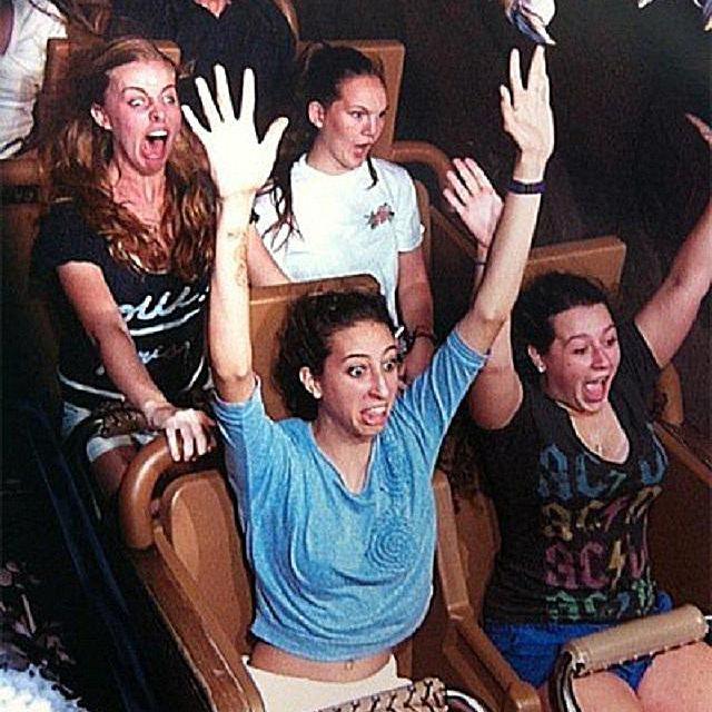 Funny Coaster Face