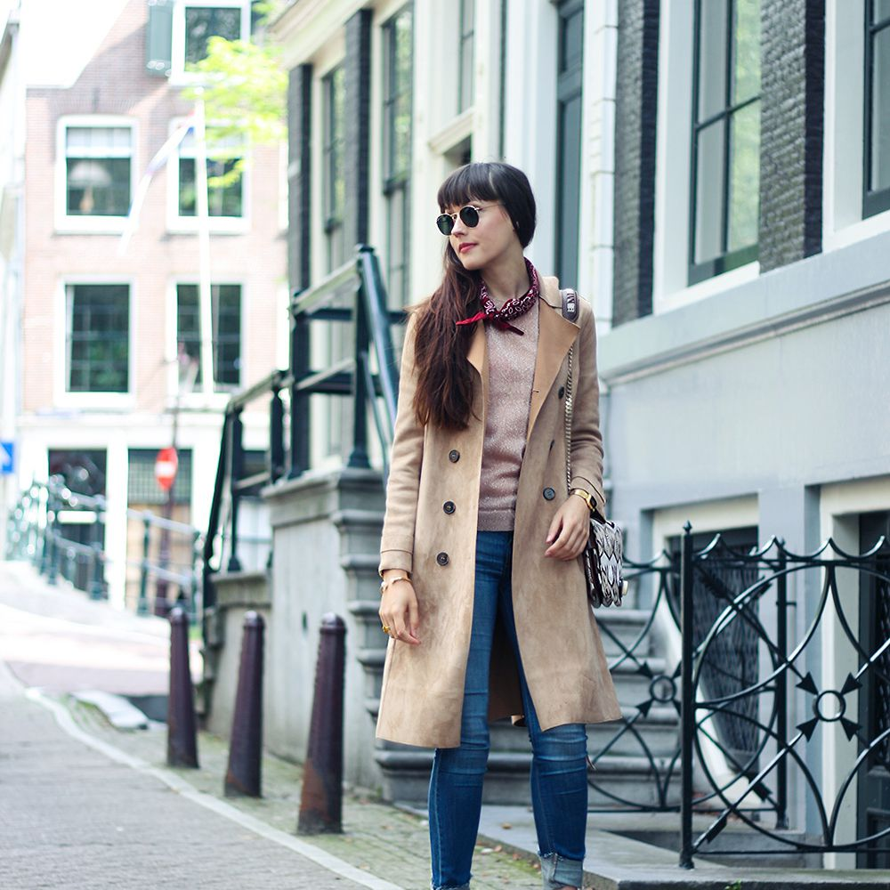 various styles volume large quality products 12 Trench Coat Outfits for Any Occasion