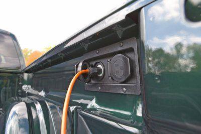 Chevy Silverado Hybrid Truck