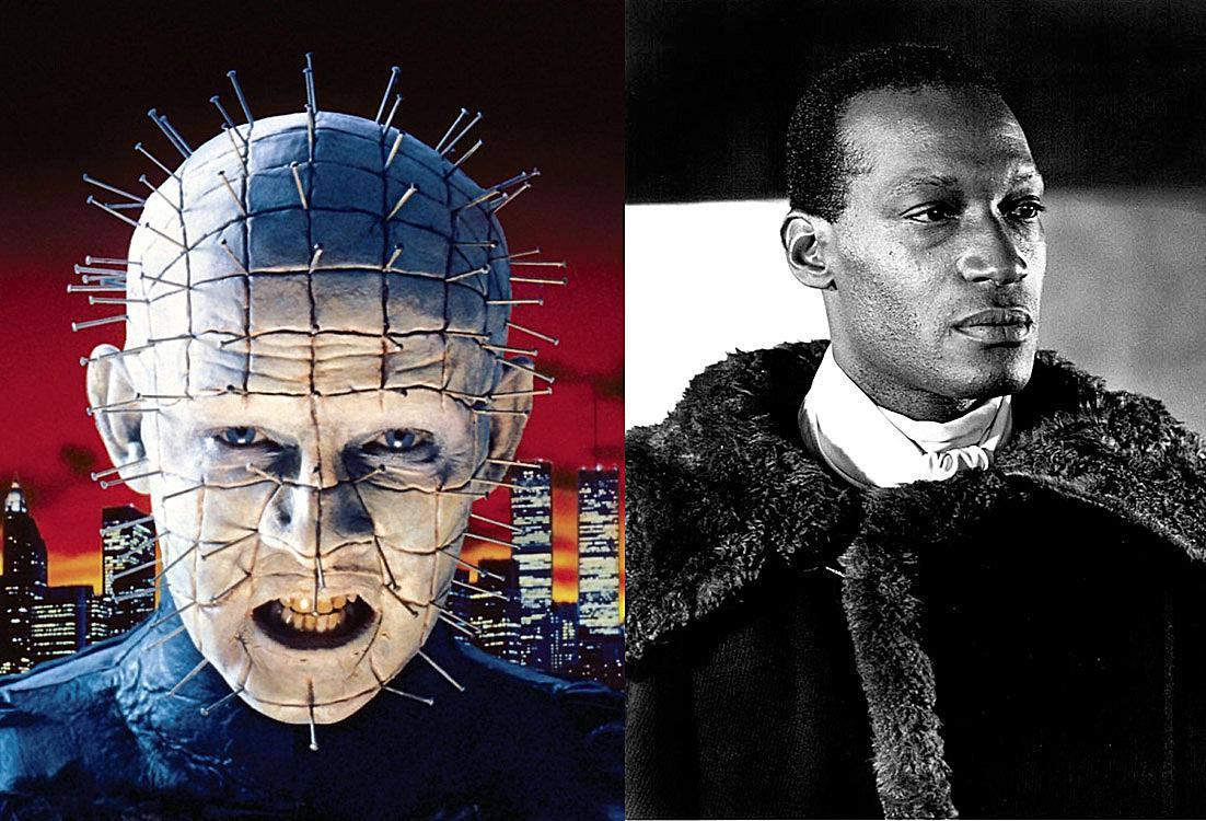 Horror Movie Crossovers: Pinhead vs. Candyman