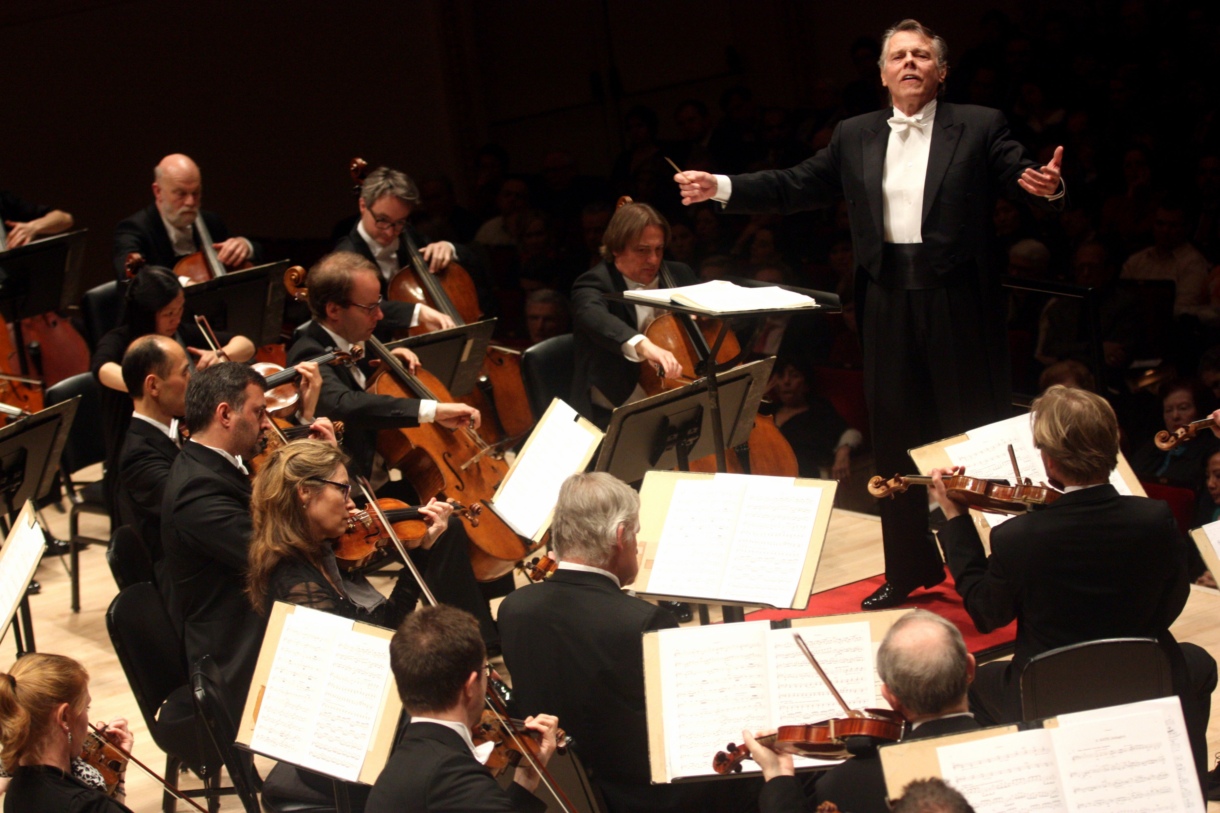 The World's 20 Best Symphony Orchestras