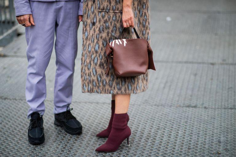 Fashion Week Feet
