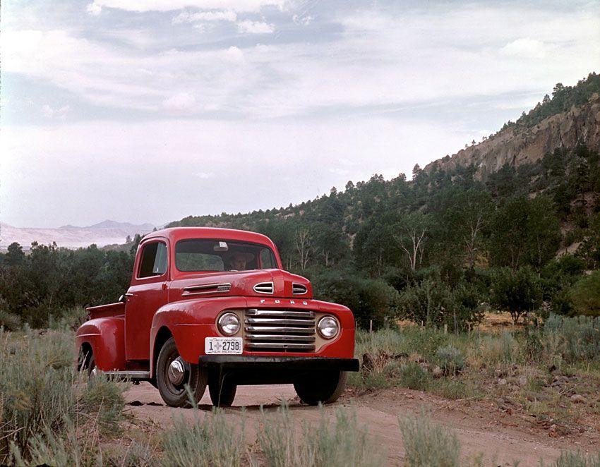 1948 Ford F-1 Truck
