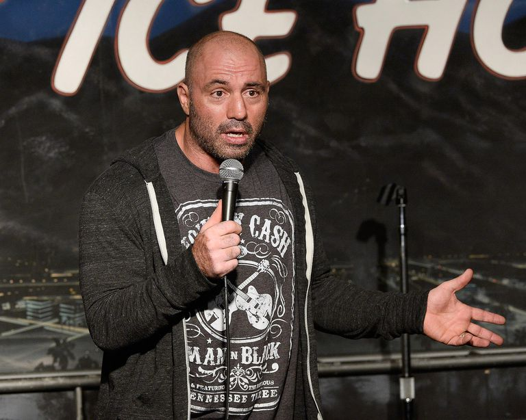 Comedian Joe Rogan