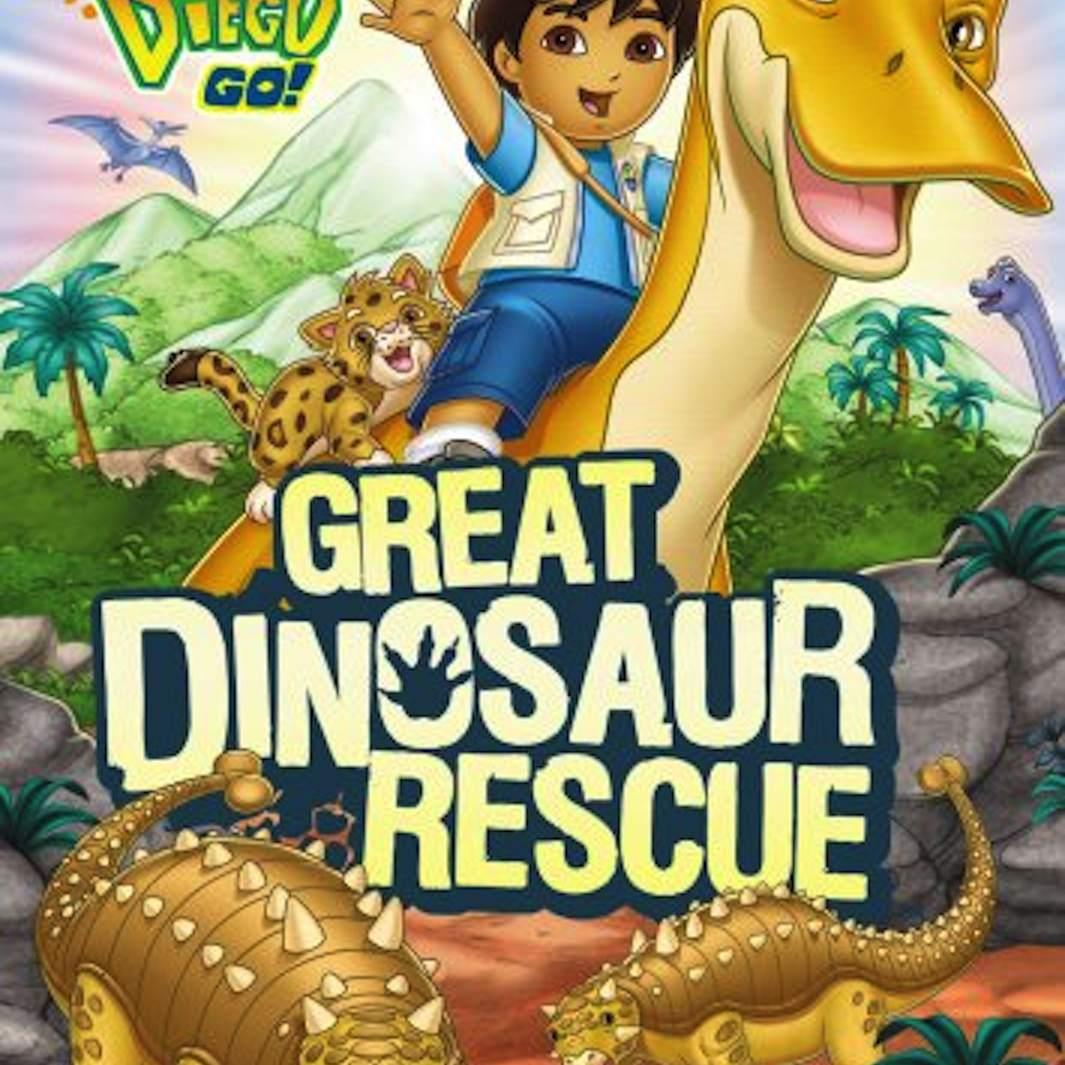 Go, Diego Go!: The Great Dinosaur Rescue (2008)
