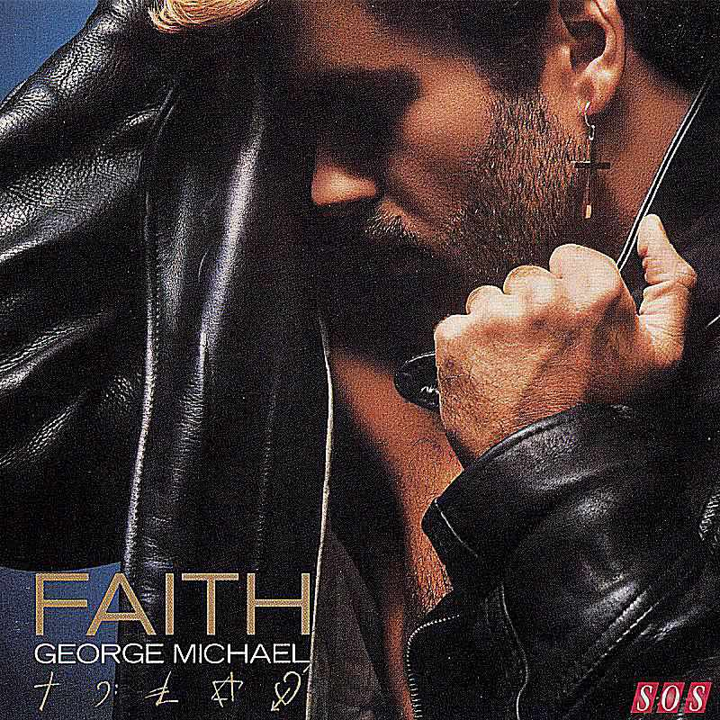 George Michael didn't just release an album called 'Faith' in 1987; he unleashed a pop culture phenomenon. Album cover