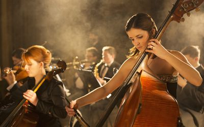 Types and Sizes of Ensembles in Music