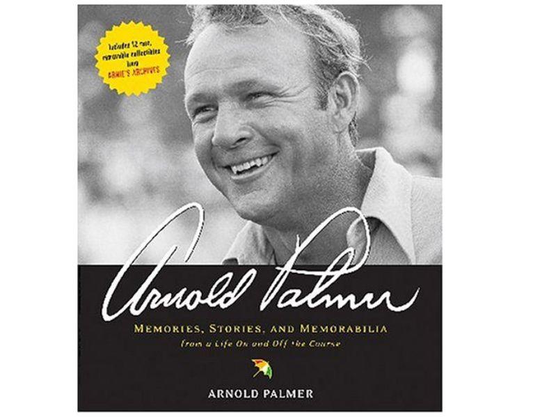 Arnold Palmer Memories book cover