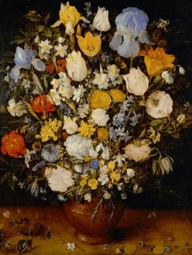 Small bouquet of flowers