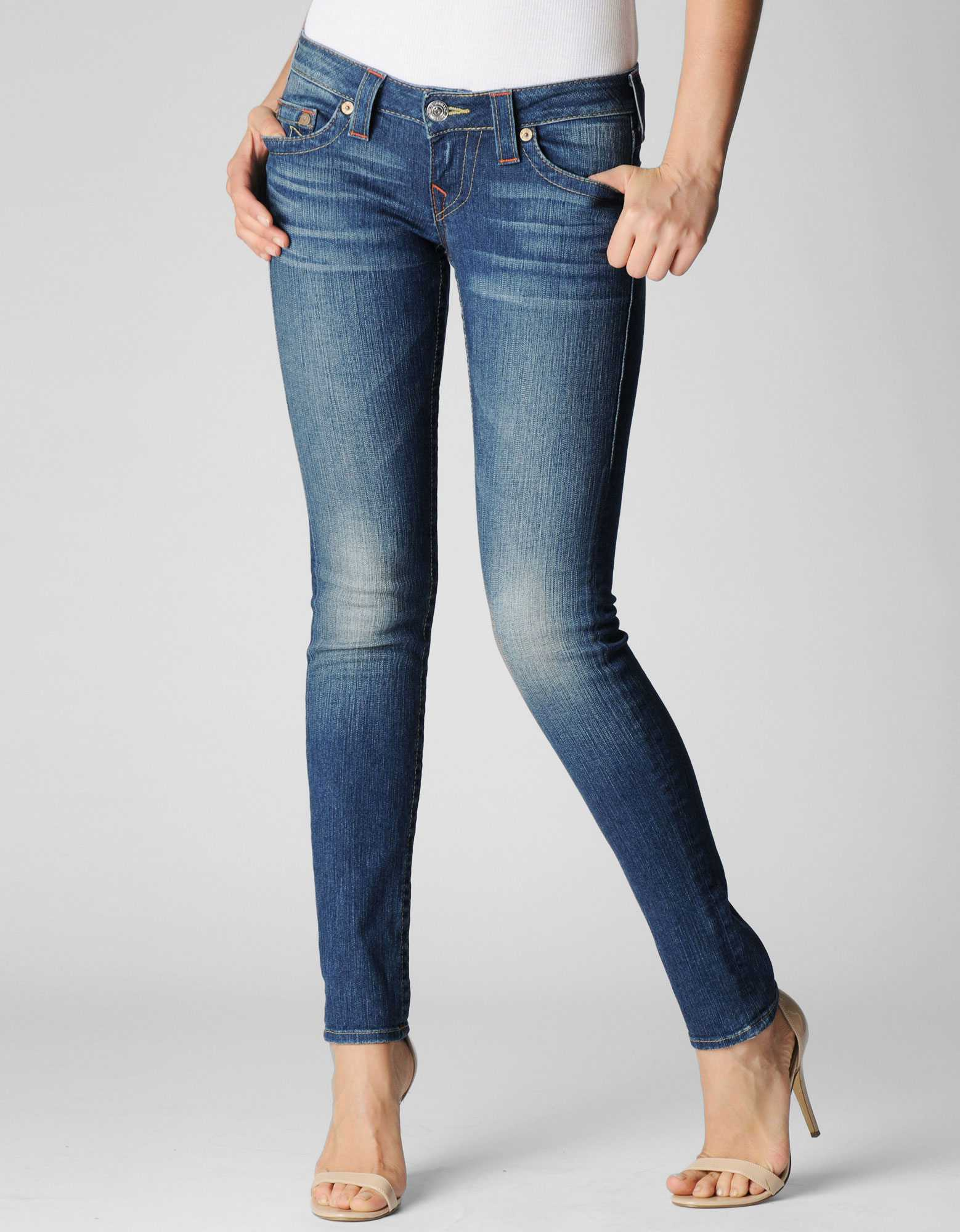 89afd139eb64f Are Your Best Jeans Mid Rise