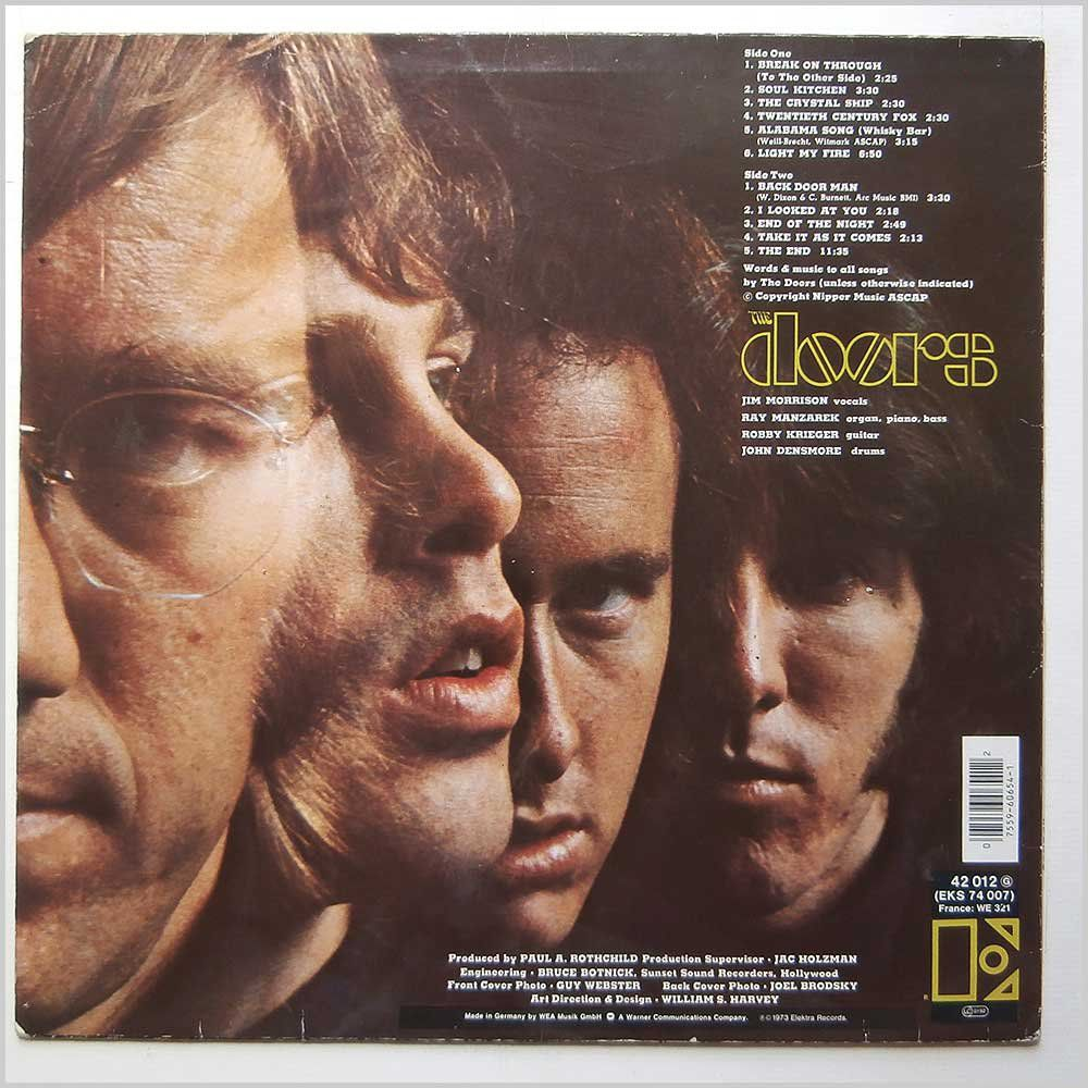 The doors Album 1967