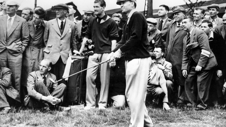Golfer Ben Hogan Biography and Career Details