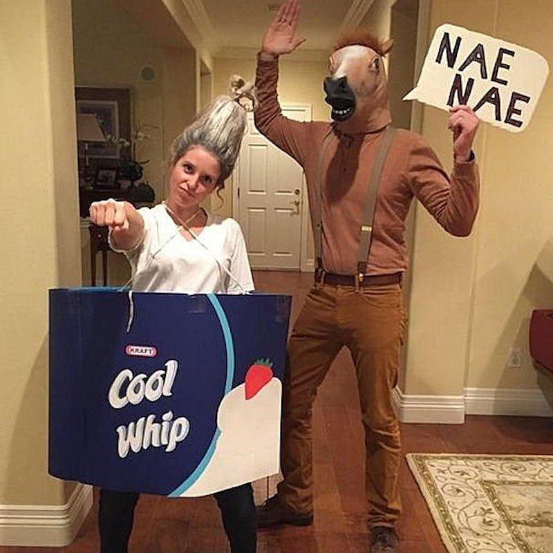 20 Super Funny And Creative Halloween Costumes