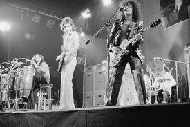 T-Rex performing at the Wembley