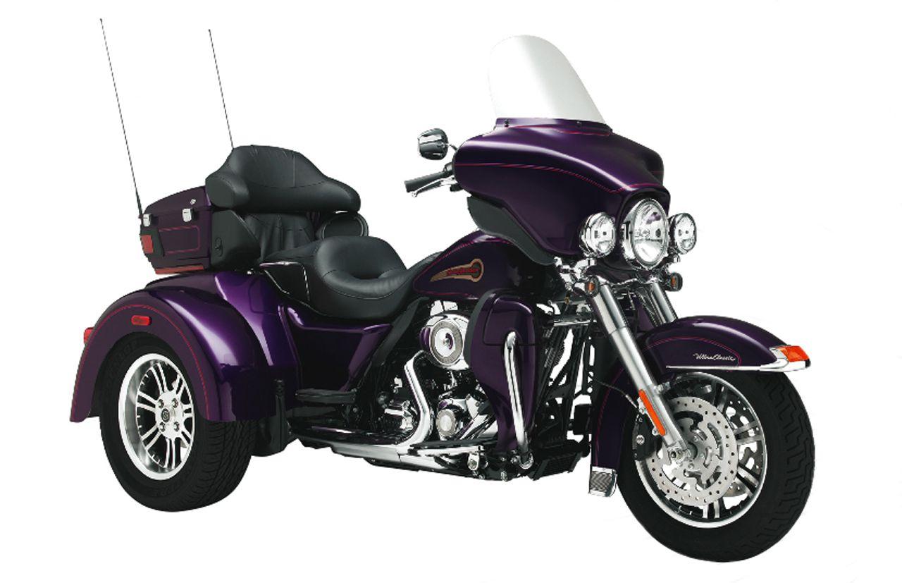 2010 Harley-Davidson Jester Trike