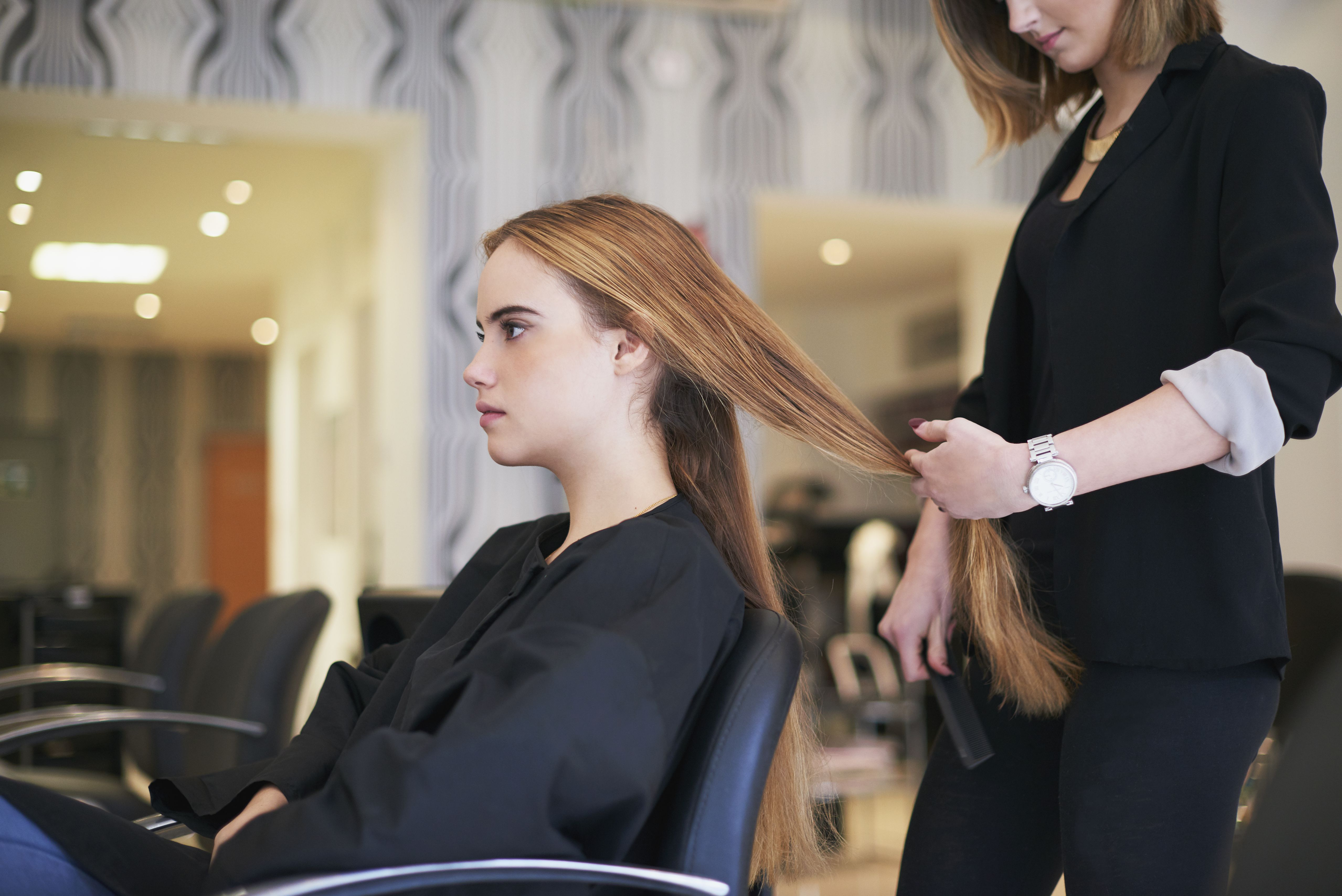 B Styled Hair Salon: How To Get A Haircut You Won't Hate