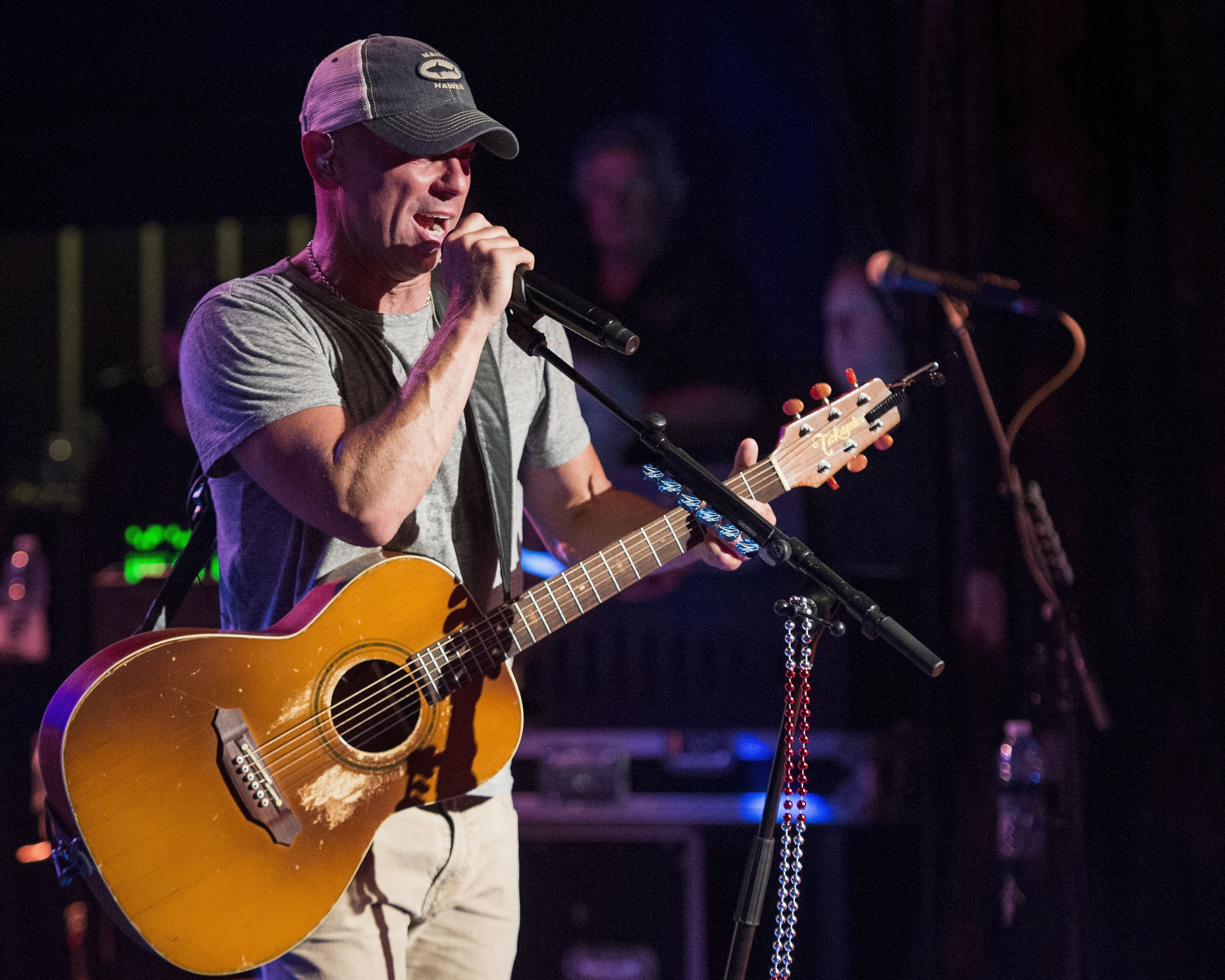 A Benefit For The Brees Dream & J K Livin Foundation Featuring Kenny Chesney