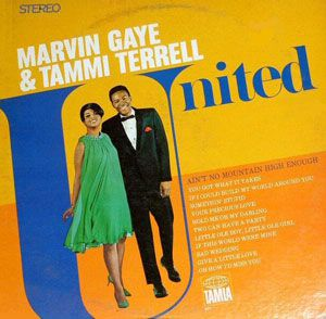 """Marvin Gaye and Tammi Terrell - """"Ain't No Mountain High Enough"""""""
