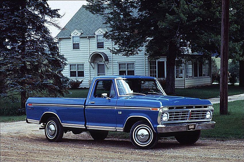 1973 Ford F-100 Truck