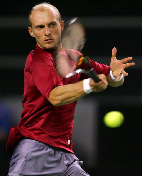 Nikolay Davydenko's Forehand Grip