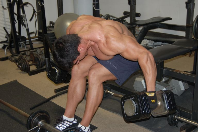 Bent Over Laterals