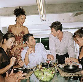 Summer Dinner Party