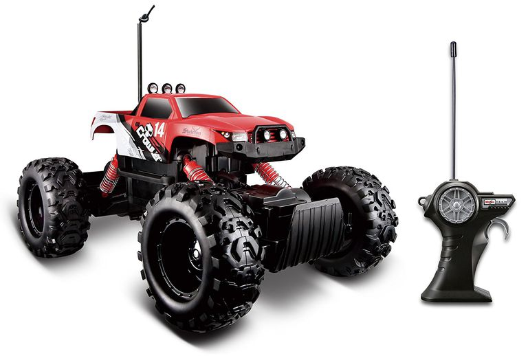 RC truck and controller