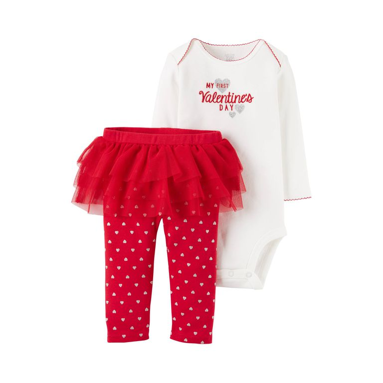 65914d008 20 Sweet Valentine s Day Outfits for Babies