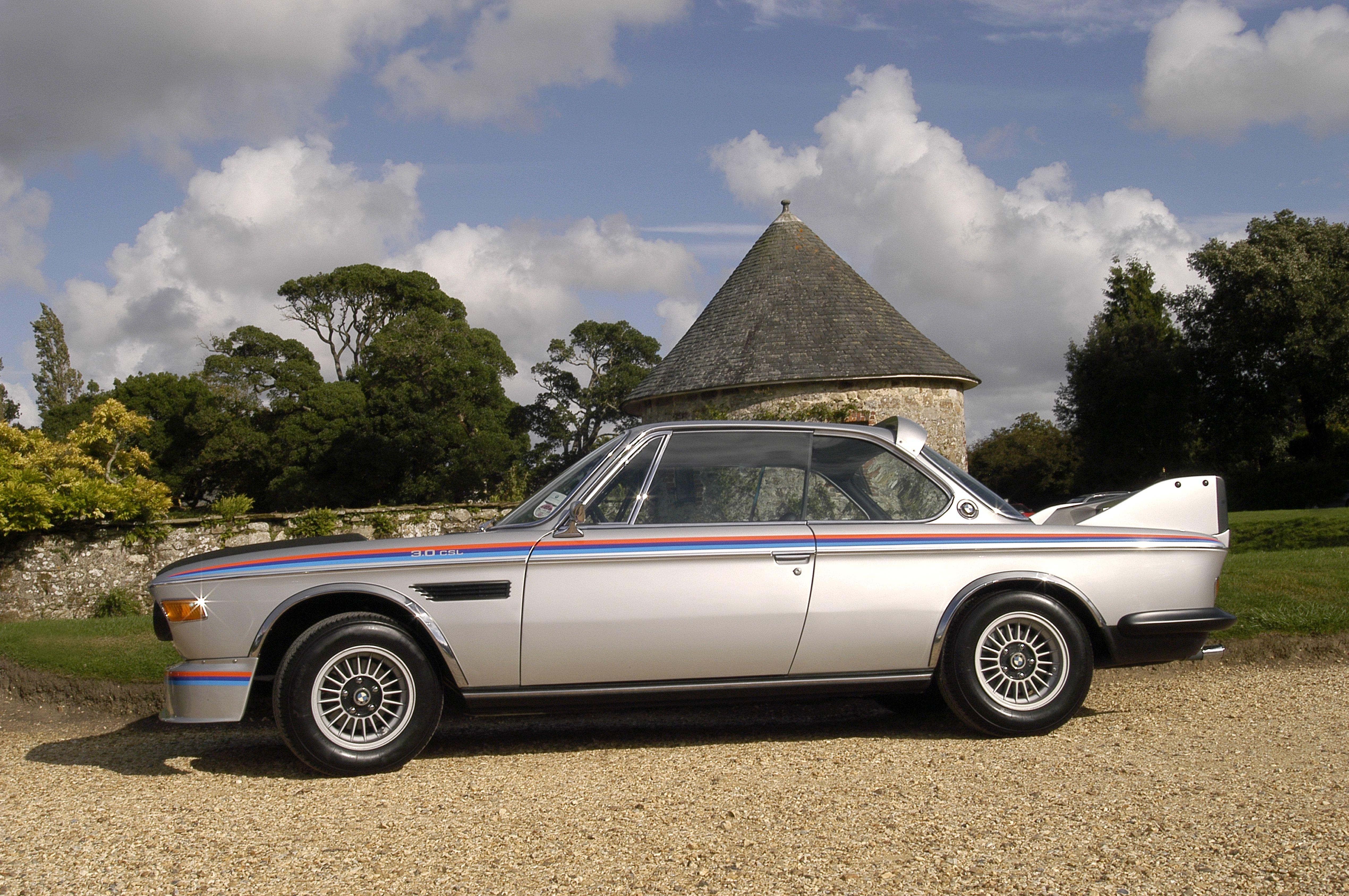 1977 BMW 3.0 CSL Batmobile